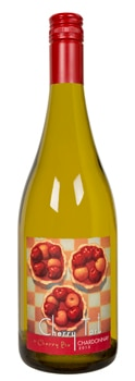 Cherry Tart 2013 Chardonnay is a blend of grapes from the winery's three vineyards