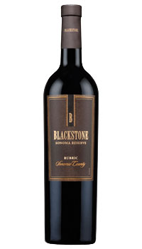 Blackstone 2007 Sonoma Reserve Rubric, one of our Top 10 Mother's Day Wines