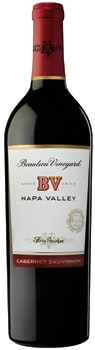Beaulieu Vineyard 2010 Napa Valley Cabernet Sauvignon contains small amounts of Syrah, Cabernet Franc, Petit Verdot and Merlot for balance and structure