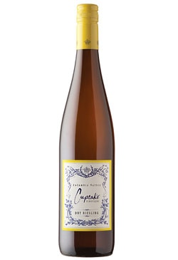 Cupcake Vineyards 2009 Columbia Valley Dry Riesling, one of our Top 10 Mother's Day Wines