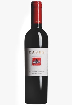 Dashe Cellars 2008 Late Harvest Zinfandel, one of our Top 10 Mother's Day Wines