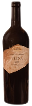Ferrari-Carano 2009 Siena is a medium-bodied and complex red wine