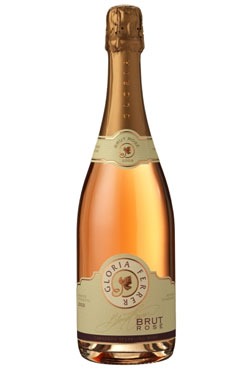 Gloria Ferrer 2006 Brut Rose, one of our Top 10 Mother's Day Wines