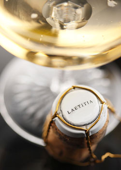 Laetitia 2006 Brut de Blancs, one of our Top 10 Mother's Day Wines