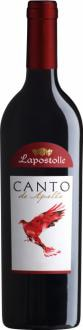 Lapostolle 2010 Canto de Apalta is a proprietary red blend of Carmenere, Merlot, Cabernet Sauvignon and Syrah