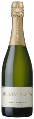 Mumm Napa 2008 Blanc de Blancs makes for an excellent aperitif, but would also go well with fresh oysters or ceviche