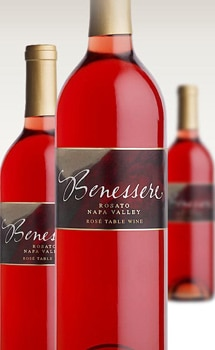 Benessere 2011 Rosato, one of our Top 10 Mother's Day Wines 2012