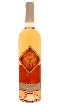 A bottle of Saint Roch Les Vignes 2010 Rose, one of our Top 10 Mother's Day Wines