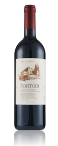 Fontodi 2013 Chianti Classico strikes a fine balance between acidity and dry fruit
