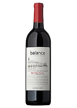 Balance by Heath Dolan 2009 Red Field Blend is made from biodynamic grapes