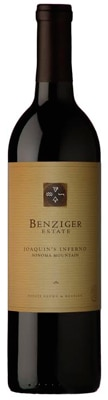 Benziger 2013 Joaquin's Inferno is composed of 61 percent Zinfandel, 30 percent Petite Sirah and 9 percent Grenache