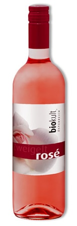 BioKult 2010 Rose is certified organic by both the USDA and Austrian Bio Garantie