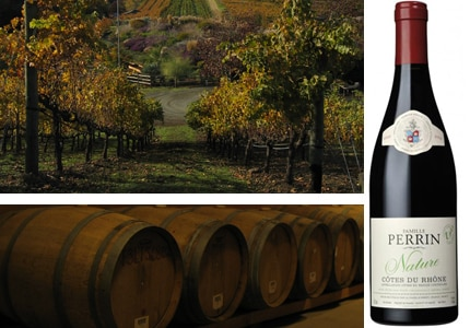 All of the wines on GAYOT's list of the Top 10 Organic Wines are made with grapes grown organically or biodynamically