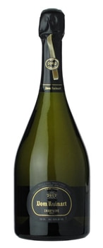 Dom Ruinart 2002 is named for founder Nicolas Ruinart's uncle, a Benedictine monk whose interests included oenology