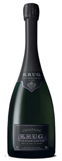 Champagne Krug 1998 Clos d'Ambonnay is Krug's finest offering