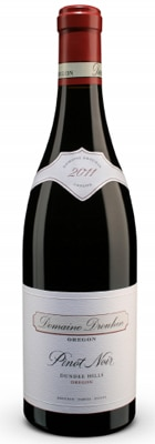 Domaine Drouhin 2011 Pinot Noir features fragrant aromas of raspberry, black cherry, cinnamon and brown sugar