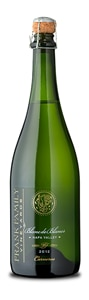 Frank Family Vineyards 2012 Blanc de Blancs is a big, bold bubbly tailor-made for romantic occasions
