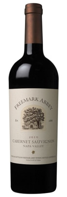 Freemark Abbey 2010 Napa Valley Cabernet Sauvignon is a successor to one of the wines that competed in the 1976 Judgment of Paris