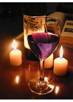 A good romantic wine will make your special occasion a night of romance