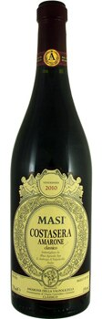 Masi 2010 Costasera Amarone Classico would work as an accompaniment to an herb-rubbed rack of lamb or an assortment of aged, hard cheeses