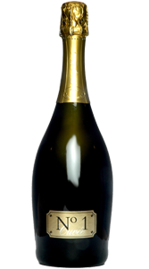 No. 1 Family Estate Cuvée No. 1 has a complex, Champagne-like character