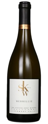 Steven Kent 2012 Merrillie Chardonnay is full-bodied and creamy in the mouth