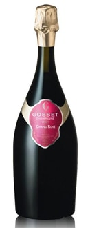 Champagne Gosset Grand Rose, one of our Top 10 Rose Champagnes