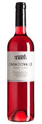 Casa do Valle 2012 Rose boasts bright strawberry flavors