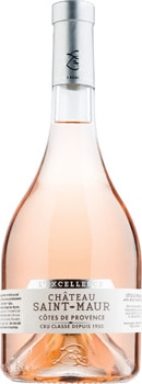 Chateau Saint-Maur 2014 L'Excellence Rose is a concentrated and fruity wine from the South of France