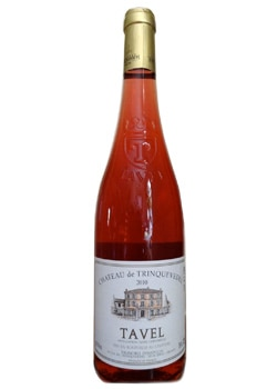 Ch�teau de Trinquevedel 2010 Cuvée Traditionnelle, one of our Top 10 Rosés