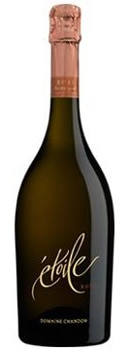Domaine Chandon Etoile Rose is an elegant sparkling wine from Sonoma County, CA