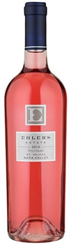 Ehlers Estate 2014 Sylviane Rose is crisp and dry with bright fruit flavors