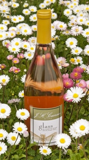 J.K. Carriere 2013 Willamette Valley White Pinot Noir boasts a floral bouquet with notes of lemon and lychee