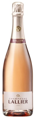 Champagne Lallier, one of GAYOT's Top 10 Rosé Wines