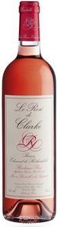 Chateau Clarke 2011 Le Rose de Clarke is made from Cabernet Sauvignon grapes using the saignee method