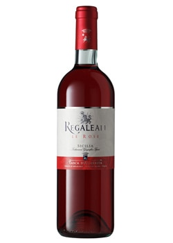 Tasca d'Almerita 2010 Regaleali Le Rose, one of our Top Rosés