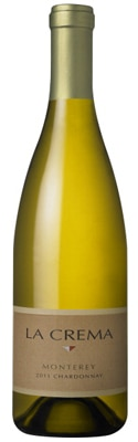 La Crema 2011 Monterey Chardonnay features stone fruit flavors and a crisp minerality