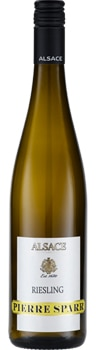 Pierre Sparr 2013 Riesling releases aromas of lemon and green apple