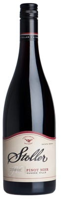 Stoller 2010 JV Estate Pinor Noir displays ripe raspberry, cherry and violet aromas
