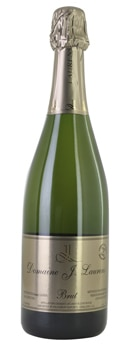 The Domaine J. Laurens Cremant de Limoux has a sweet and pleasing nose.