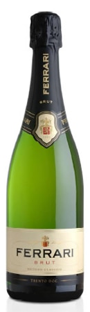 Ferrari Brut makes for an excellent aperitif
