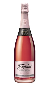 This Spanish Rosado Brut is made from Trepat and Garnacha grapes