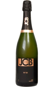 JCB by Jean-Charles Boisset No. 69, one of our Top 10 Sparkling Wines 2011, is a light and refreshing rose