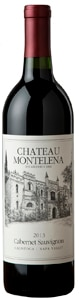 Chateau Montelena Winery 2013 Napa Valley Cabernet Sauvignon is best consumed in a decade after purchase