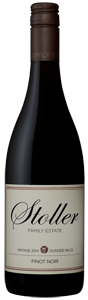 Stoller Family Estate 2014 Dundee Hills Pinot Noir has notes of mistletoe, exotic spices and Bing cherry