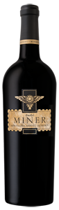 Miner Family Winery 2013 Emily's Cuvee has cocoa notes with a touch of espresso