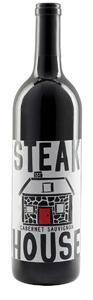 House Wine 2014 Steak House Cabernet Sauvignon has blackberry and black cherry notes