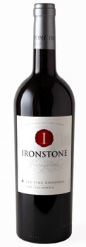 Ironstone 2012 Old Vines Zinfandel is a medium-bodied wine that leaves the palate with rich fruit flavors