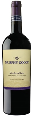 Murphy-Goode 2010 Dealer's Choice Cabernet Sauvignon is well-balanced and pairs well with grilled steaks, such as bone-in rib eye