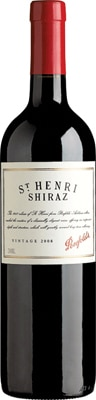 Penfolds 2008 St Henri Shiraz is composed of 91 percent Shiraz and 9 percent Cabernet Sauvignon